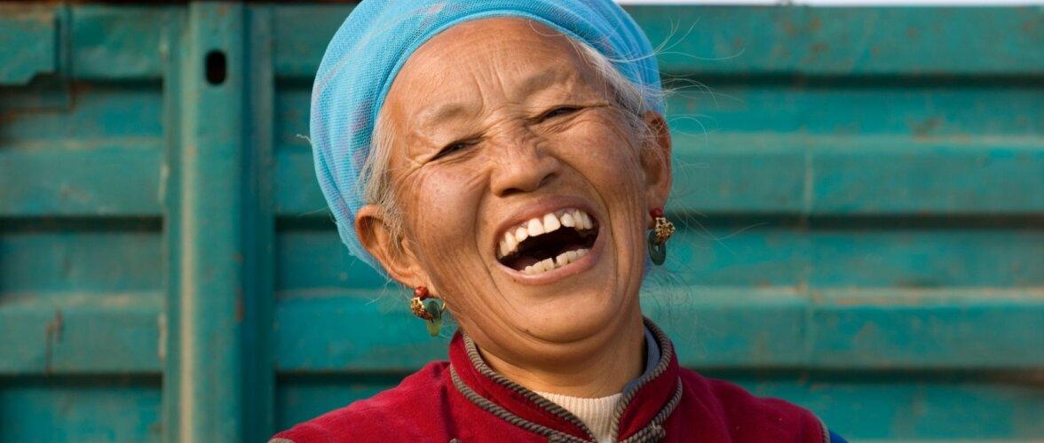 FOTOD: Täna naeratab kogu maailm!