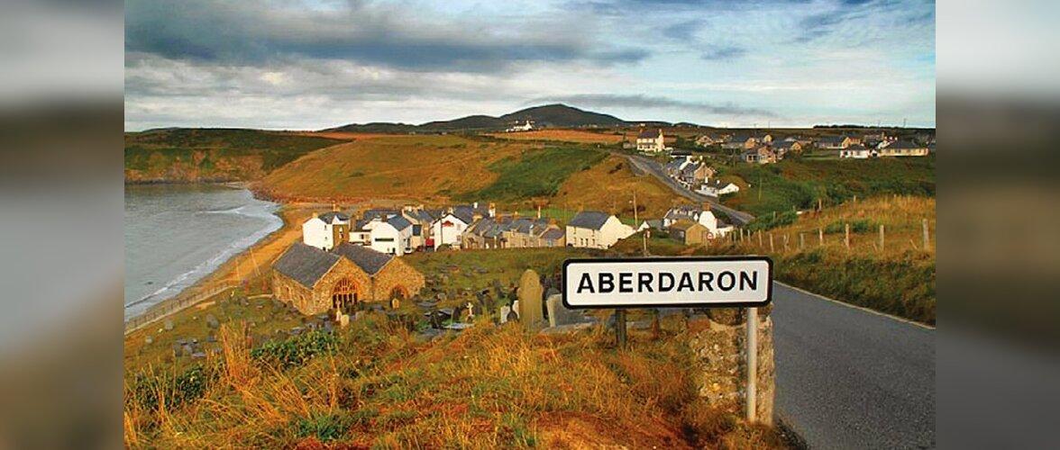 Palverännak Aberdaroni ja Bardsey Saarele