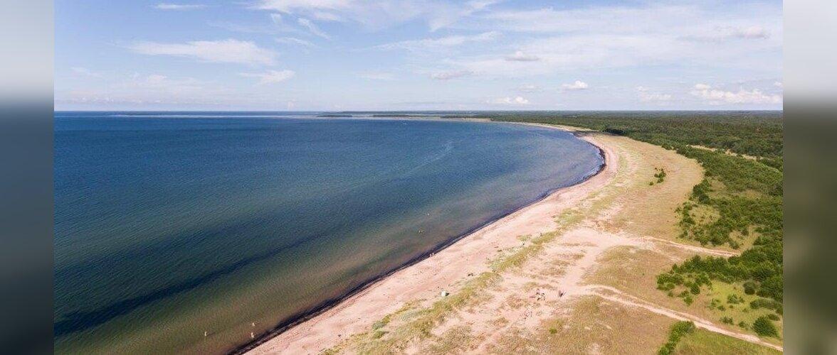 EESTI 100 AARET   Luidja ranna laulvad liivad ootavad jalutajaid