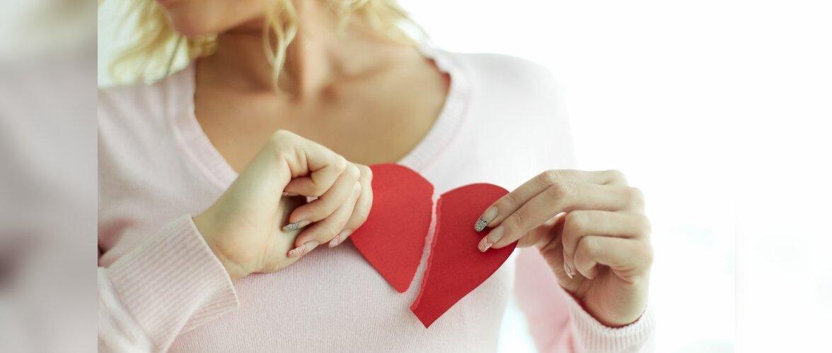 Ka romantilises plaanis südamega seotud tunded mõjutavad südame tervist.