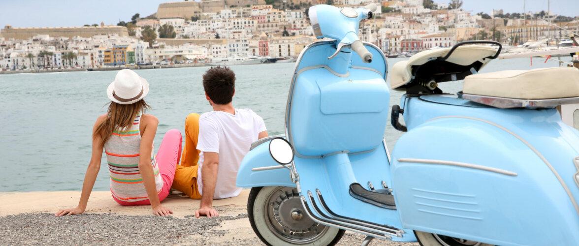Reisidiilid.ee nädala superpakkumised: Bari 75€, Ibiza 117€, Lanzarote 145€!