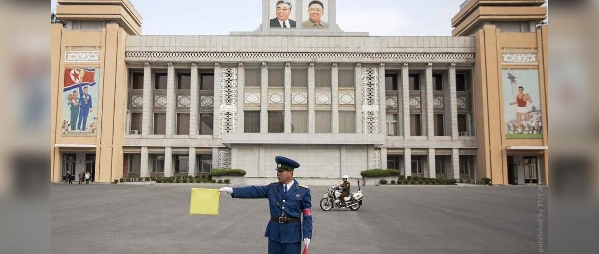 """Корейское счастье.""""Здесь повсюду два входа: один для местных, другой для иностранцев"""""""