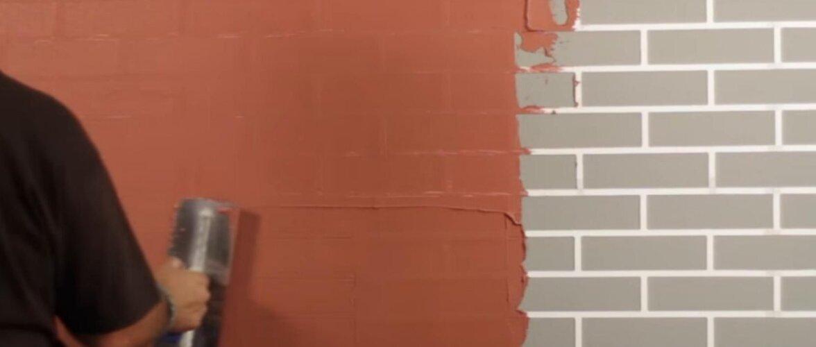 Kuidas teha vaese mehe tellisseina, ilma müüri ladumata?