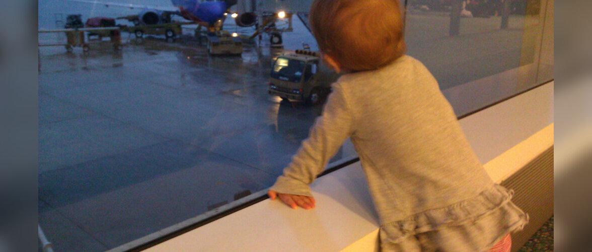 Родители съездили в отпуск и забыли пятилетнего ребенка в аэропорту