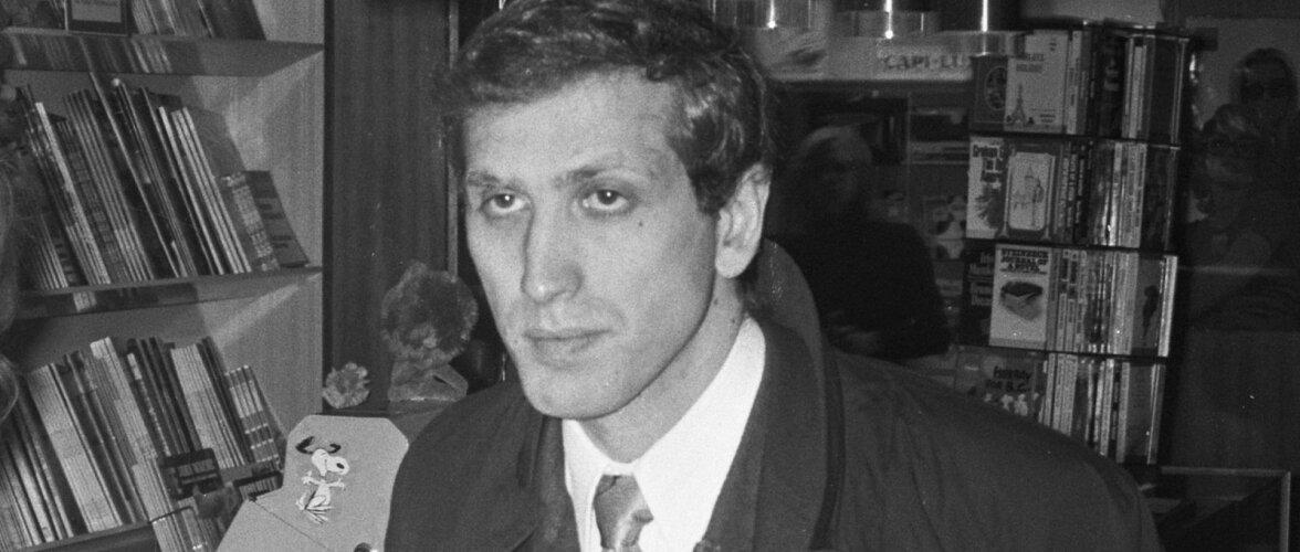 Malegeenius Bobby Fischeri pöörased aastad ja maised lõbud maailmameistrina