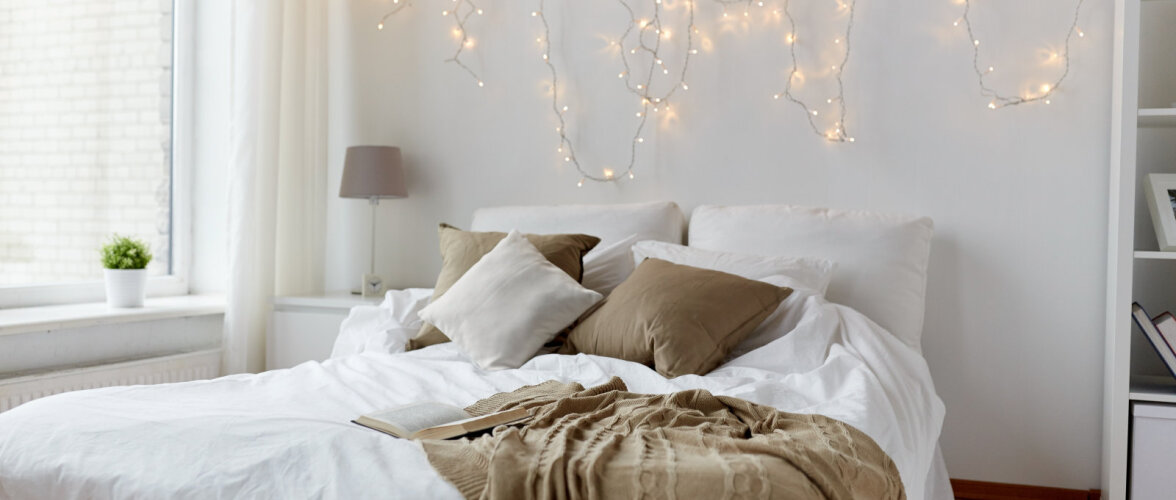 NÕUANDED │ Kuidas valida magamistuppa valgusteid