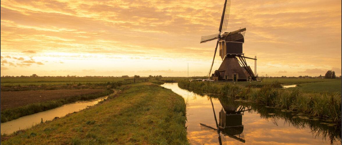 Почему Нидерланды называют Голландией?