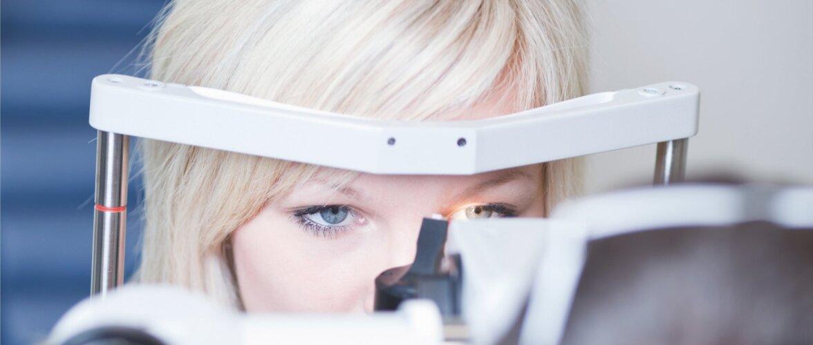 Pilgutage tihedamini silmi! Arst soovitab, kuidas hoida oma silmi tervena