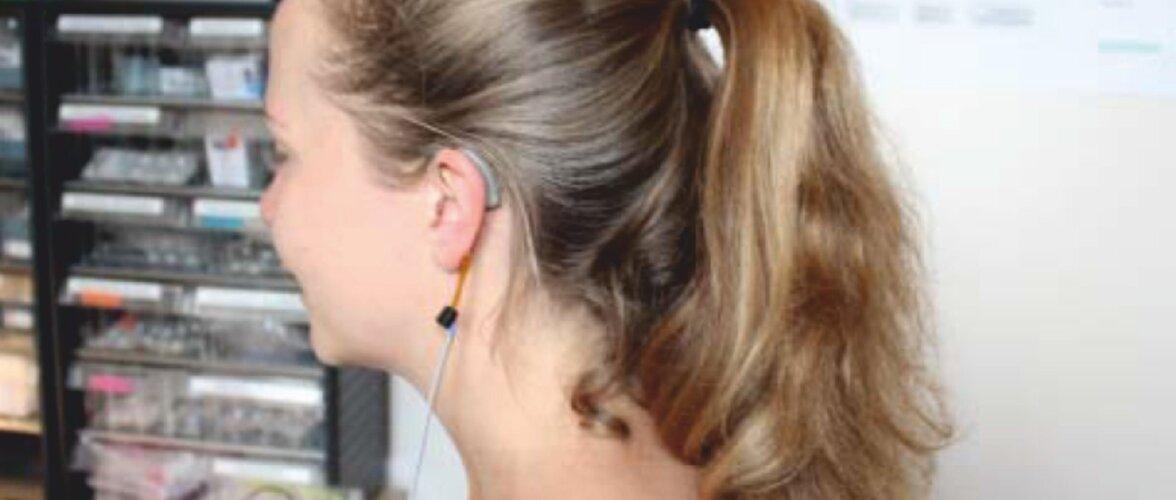 Arst: tänapäeva kuuldeaparaadid on märkamatud, stiilsed ja nutisõbralikud