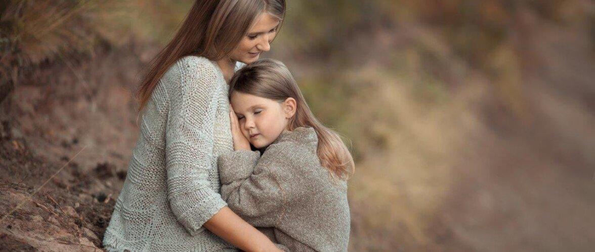Lapsepõlve hingehaavad pärandame edasi enda lastele