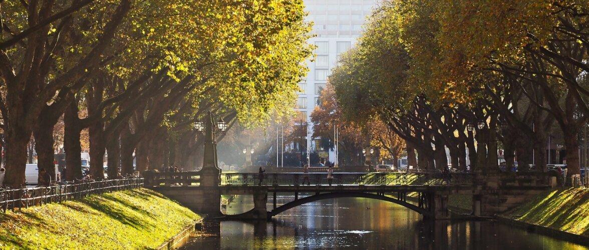Veeda linnapuhkus Düsseldorfis: edasi-tagasi otselend Tallinnast + majutus (3 ööd) kokku vaid 106€!