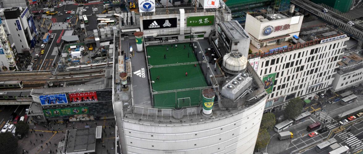 ФОТО: Самые невероятные футбольные стадионы мира