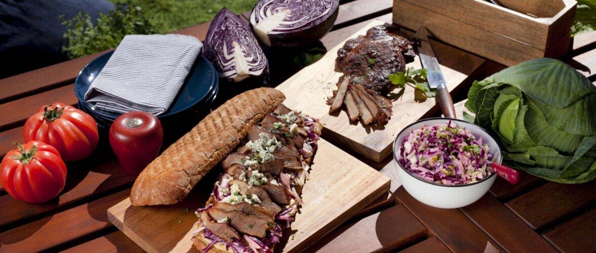 NUTIKAD RETSEPTID   Maistvad toidud grilliõhtu lihajääkidest