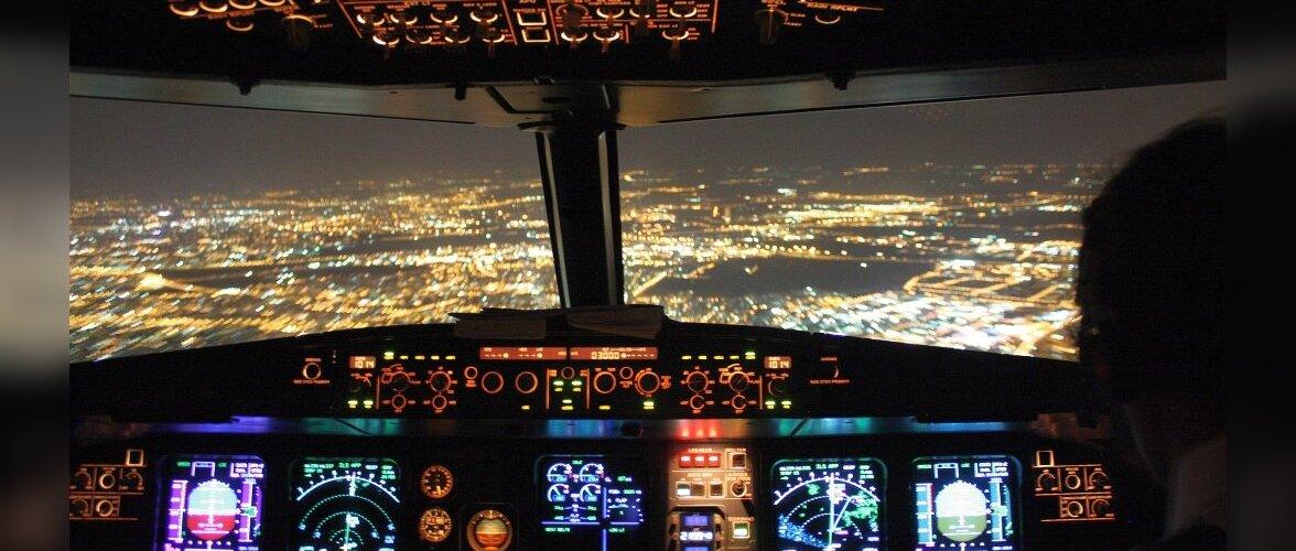 Lennufirmad karmistasid Germanwingsi lennukatastroofi järel kokpiti turvareegleid