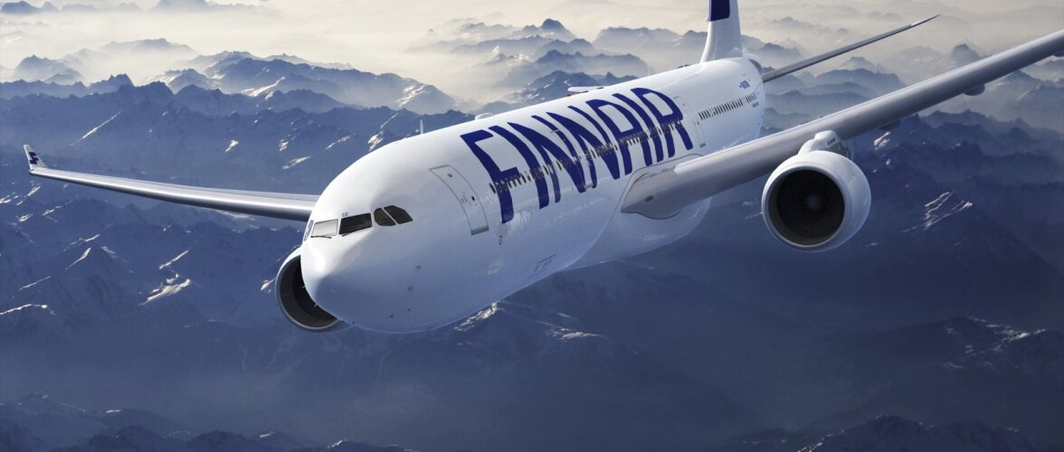 Finnair hakkab lendama otse kahte uude sihtkohta Hiinas ja Jaapanis