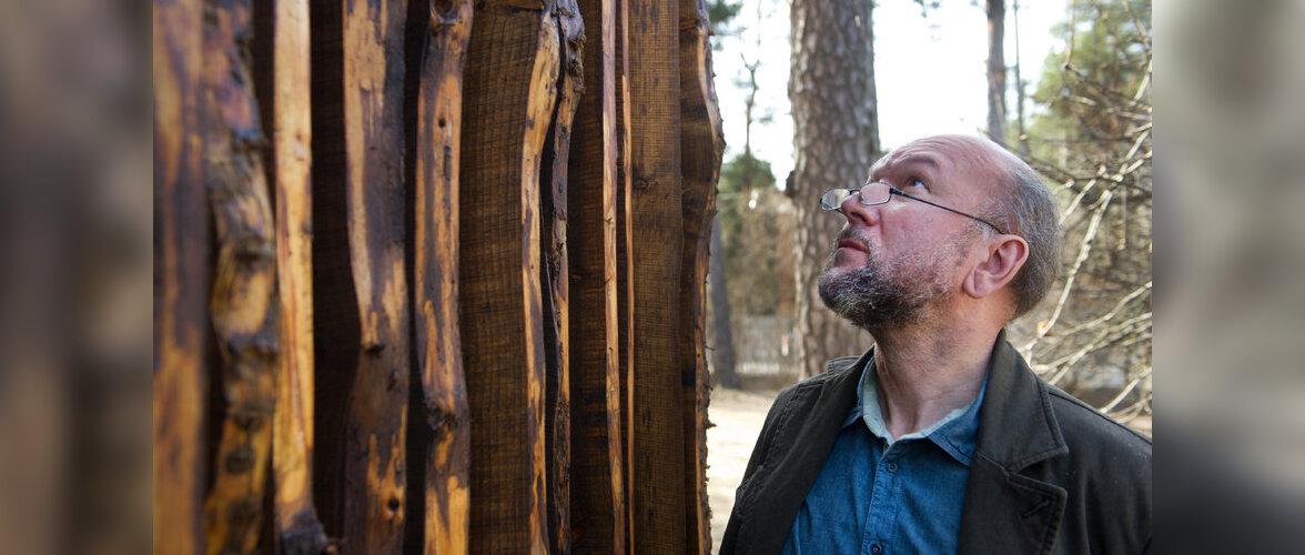 Arhitekt Peeter Pere soovitab julgemini katsetada
