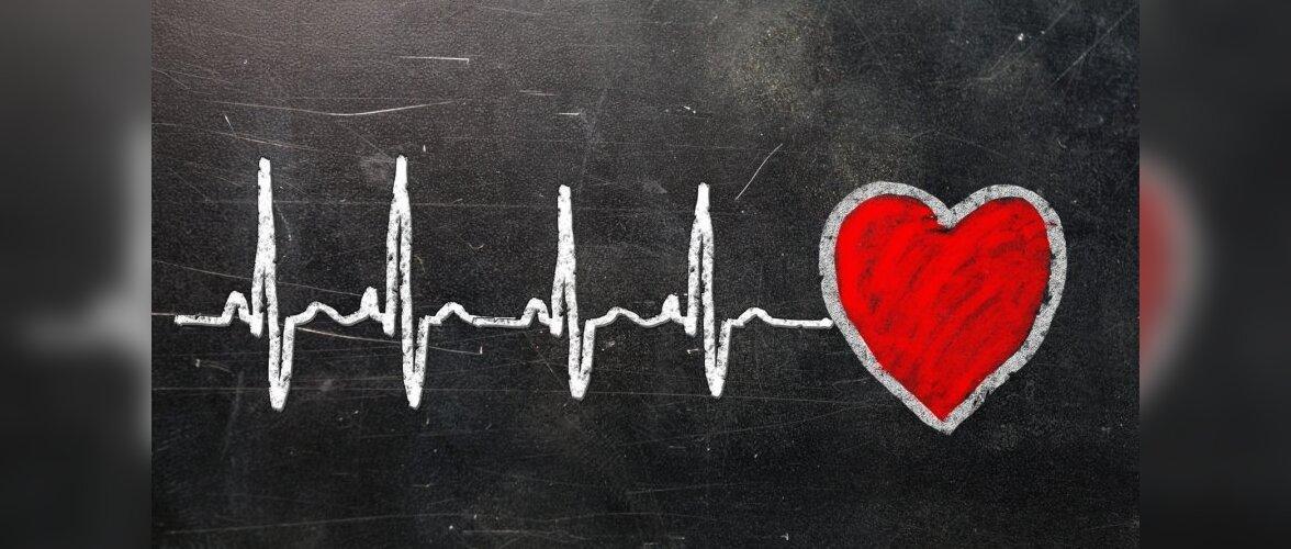 Mitu korda minutis peaks süda lööma?