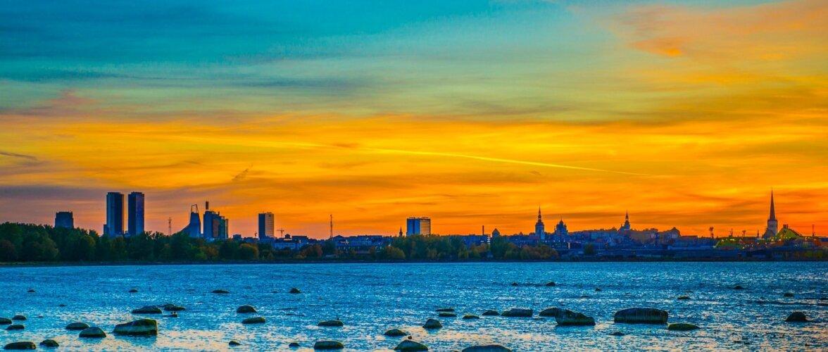 The Telegraph назвал Таллинн одним из самых красивых городов мира