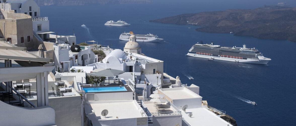 Kreeka fotoblogi: kõigi edetabelite järgi kõige ilusam saar maailmas - Santorini