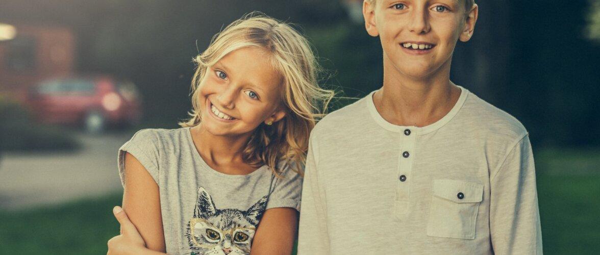 Üllatavad põhjused, miks lapsed tänaval liikudes pidevalt ohus on