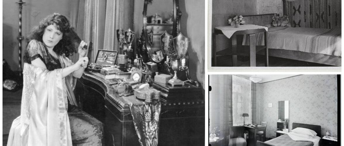 VANAD FOTOD: vaata, millised olid magamistoad möödunud sajandil