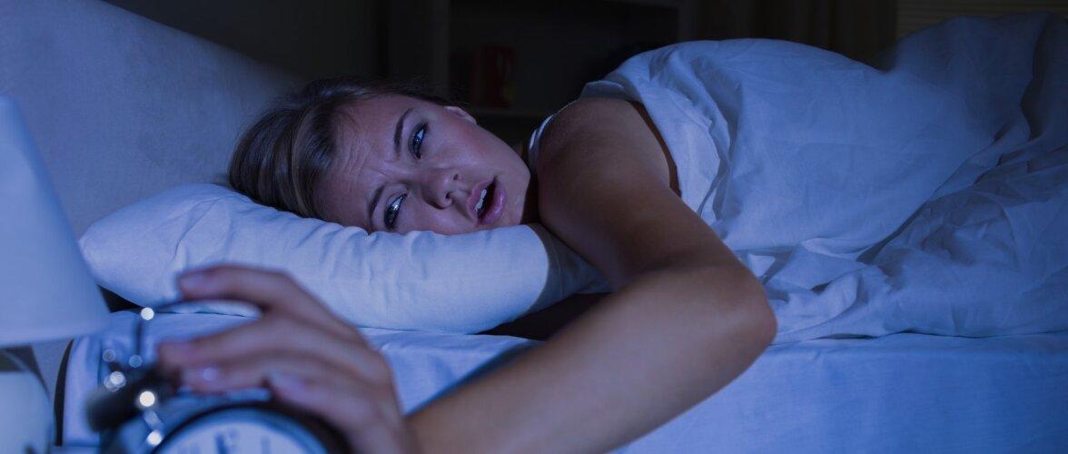 ÄRA RISKI! Unepuudus on ohtlikum kui toidunappus ehk mis juhtub, kui oled magamata