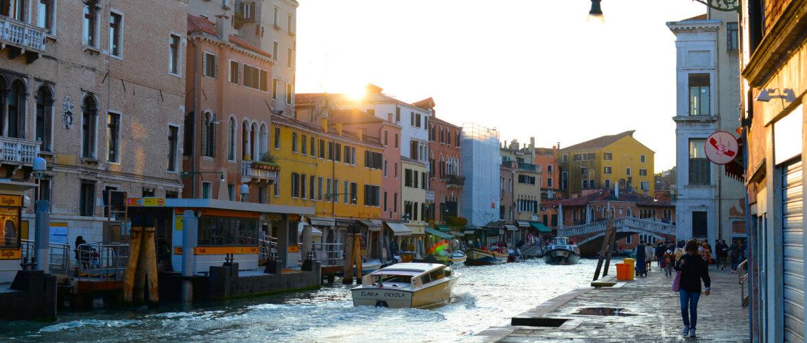 Vee ja Veneetsia võlus