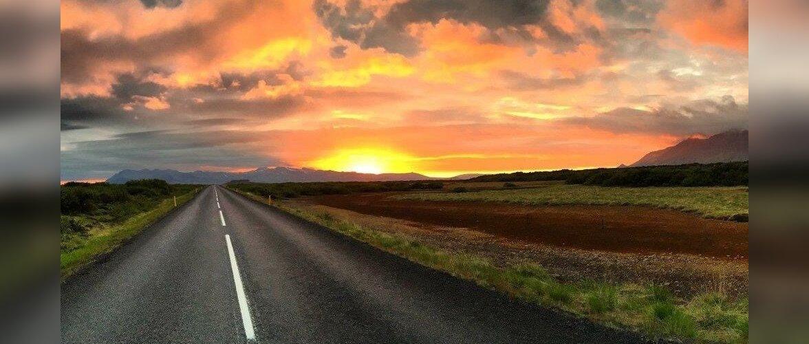 Kesköine päike (Island)