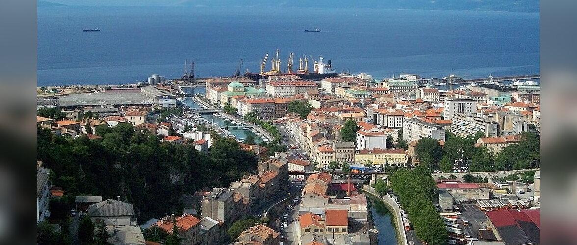 VIDEO: Horvaatia suurim sadamalinn pakub itaaliapärast keskkonda ja odavaid hindasid