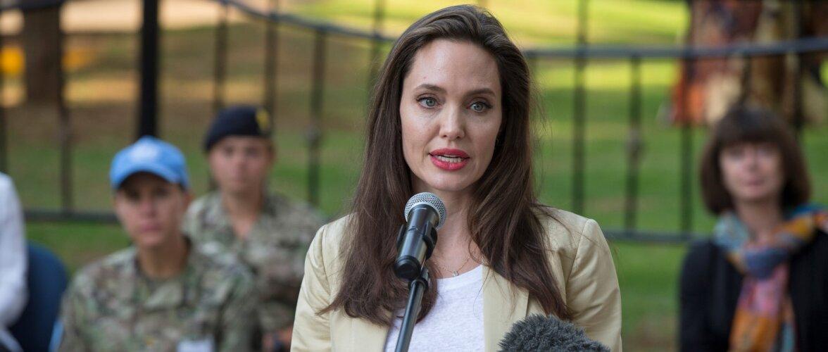 Angelina Jolie lükkab ümber väited laste julmast kohtlemisest: see oli kontekstist välja rebitud