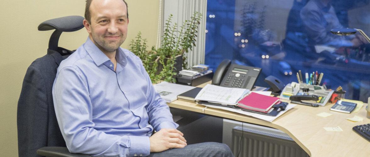 Digitaalehituse klastri juhatuse liige Indrek Moorats: Eesti ehitussektor vajab revolutsiooni