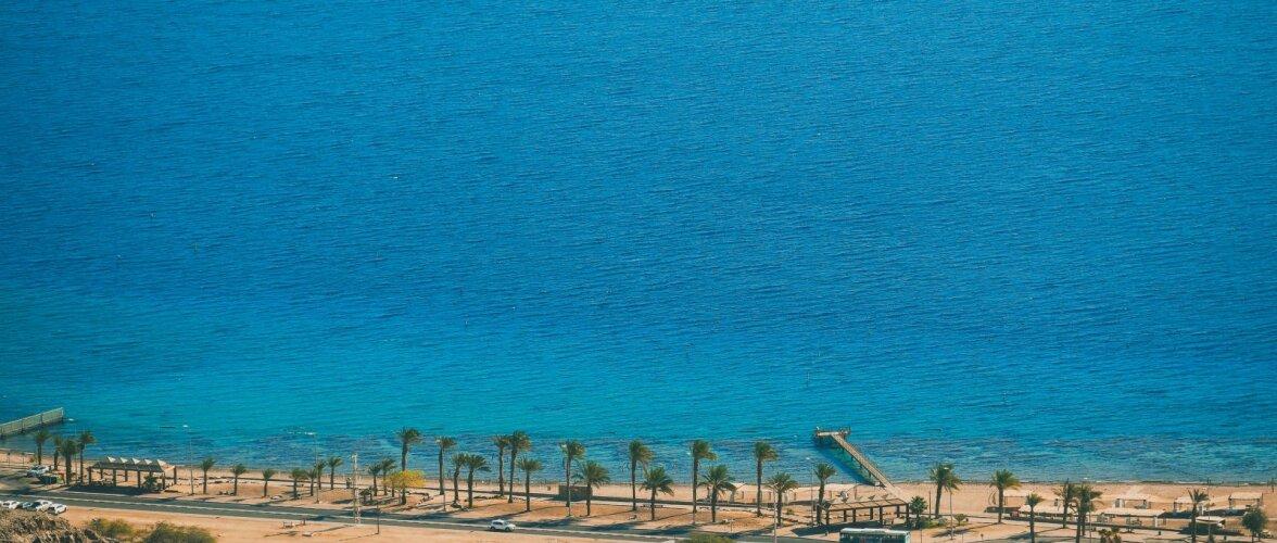 Puhka talvel Punase mere ääres: lend ja rannahotell Eilatis kokku alates 112€!