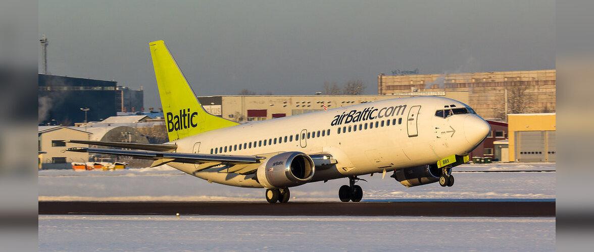 airBaltic продолжает расширять деятельность в Таллинне