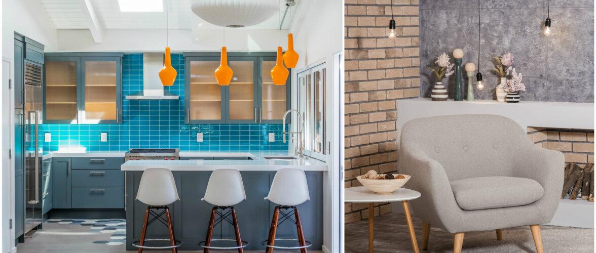 Sisustusnõuanded: millised värvid sobivad kööki, millised elu- ja magamistuppa