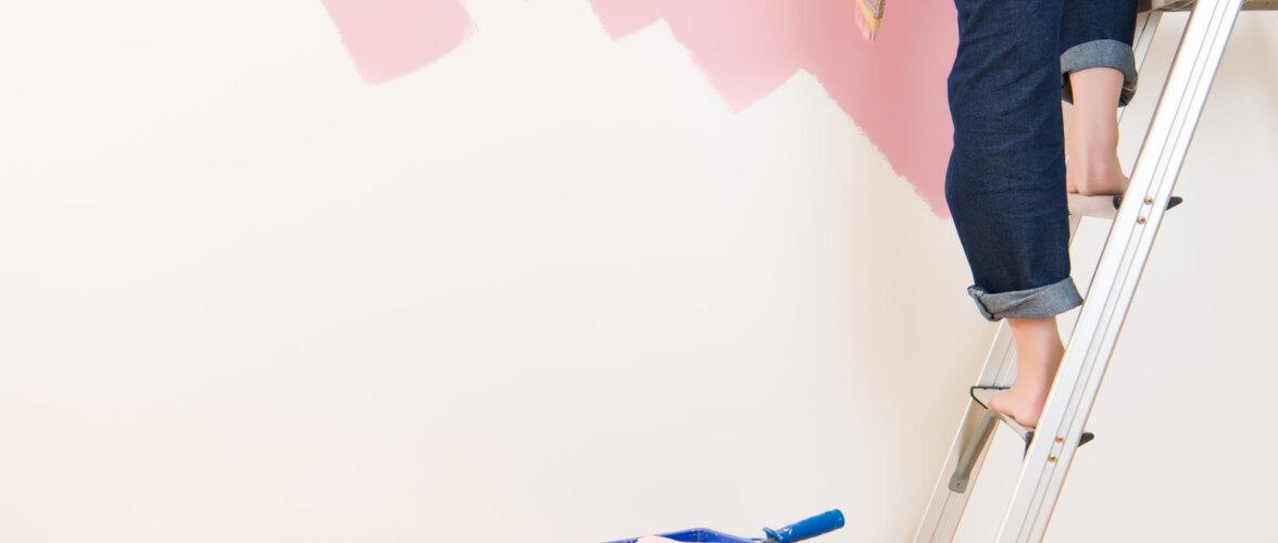 VÄRSKENDAME ELAMIST | Värvimise kaksteist kuldreeglit, mis tagavad kauni tulemuse