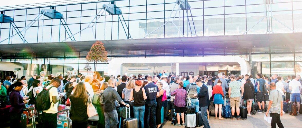 5 млн евро должны авиакомпании болельщикам мундиаля за задержки и отмены рейсов