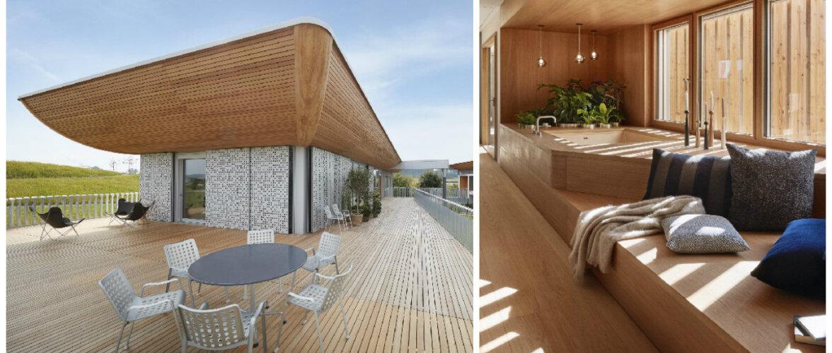 Tulevikumaja, kus elatakse praegu