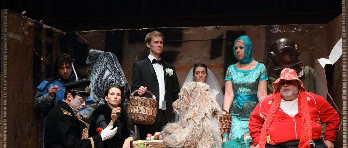 Teatrifestival Kuldne Mask algab juba sel nädalal!