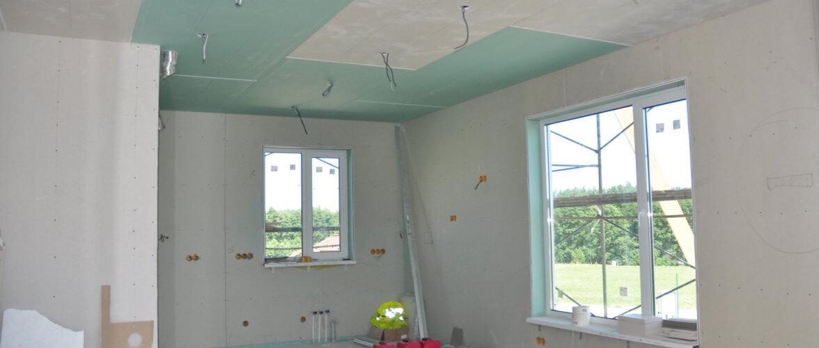 Kipsplaatide paigaldamisel väldi just neid tüüpilisi vigu. Loe lähemalt, kuidas panna plaadid seina, lakke ja põrandale