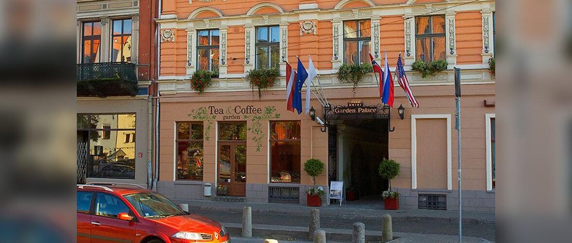 В центре Риги произошел рейдерский захват гостиницы