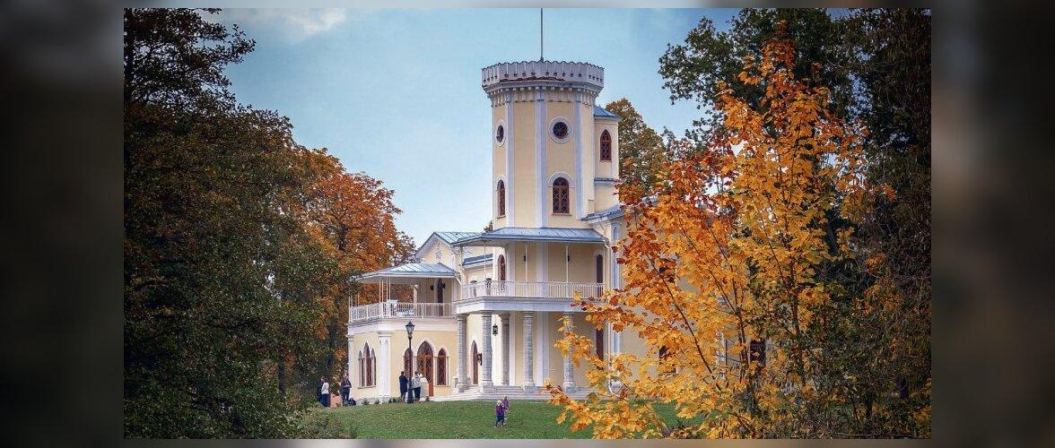Schloss Fall - jalutuskäik Eesti ühes ilusaimas kohas
