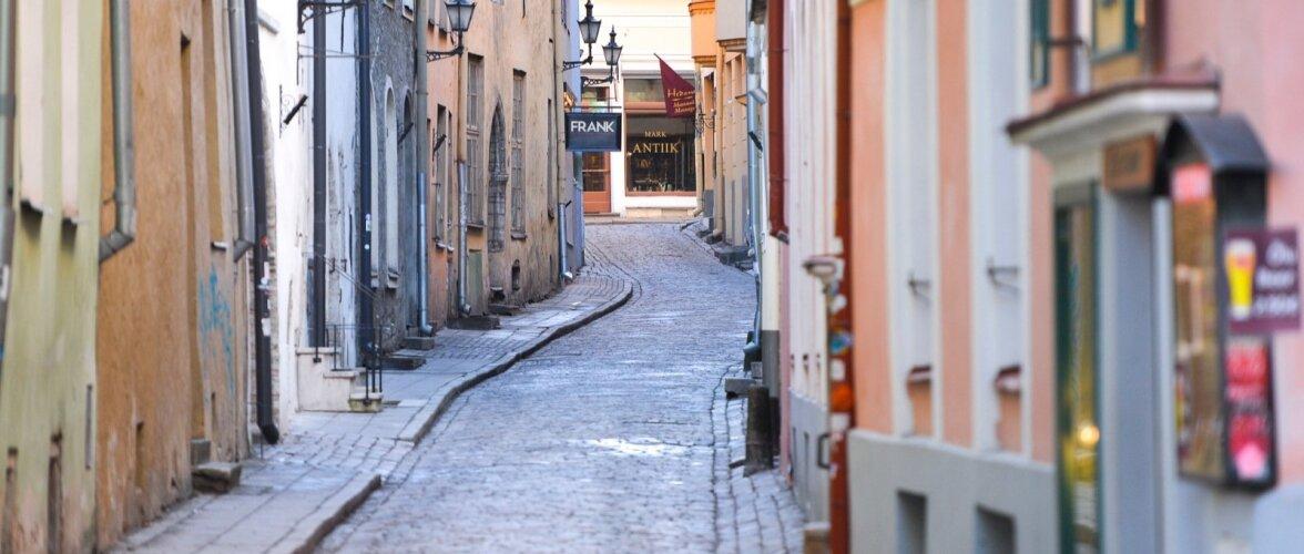 Таллинн — снова в топе самых популярных туристических городов 2015 года