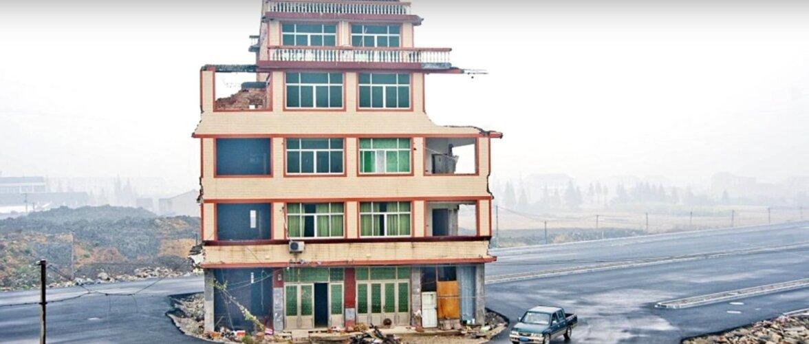 VIDEO | 18 kõige jonnakamat majaomanikku maailmas, kes miljonite eest pole nõus oma kinnisvarast loobuma