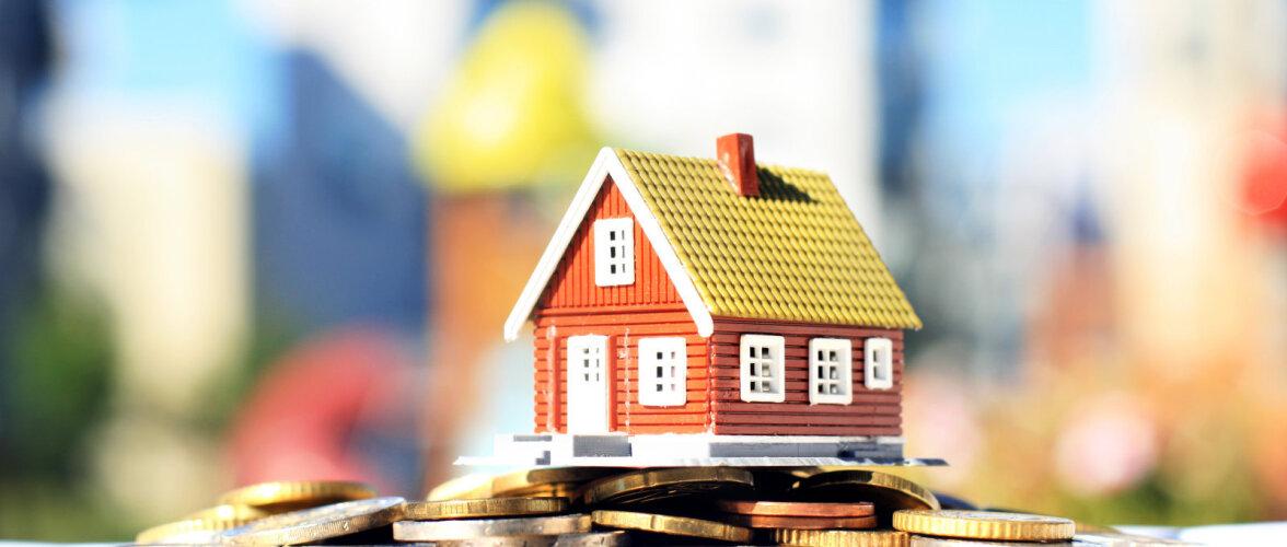 В Риге самая большая доля дорогой недвижимости по сравнению с балтийскими соседями