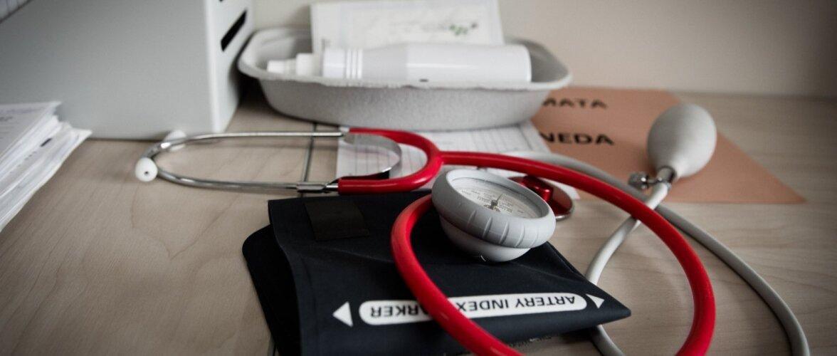 Eestis satuvad krooniliste haigustega patsiendid liiga sageli haiglaravile