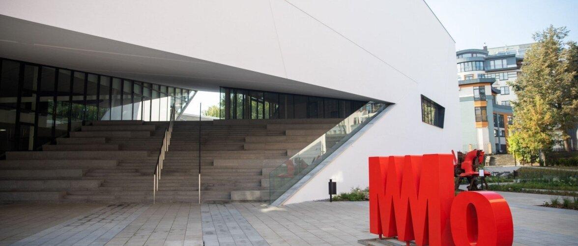 В Вильнюсе открывается Музей современного искусства