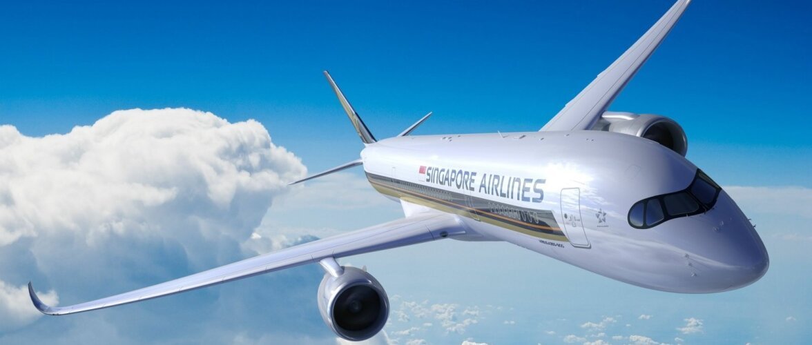 CORRECTION-SINGAPORE-AVIATION-AIRLINES-SIA