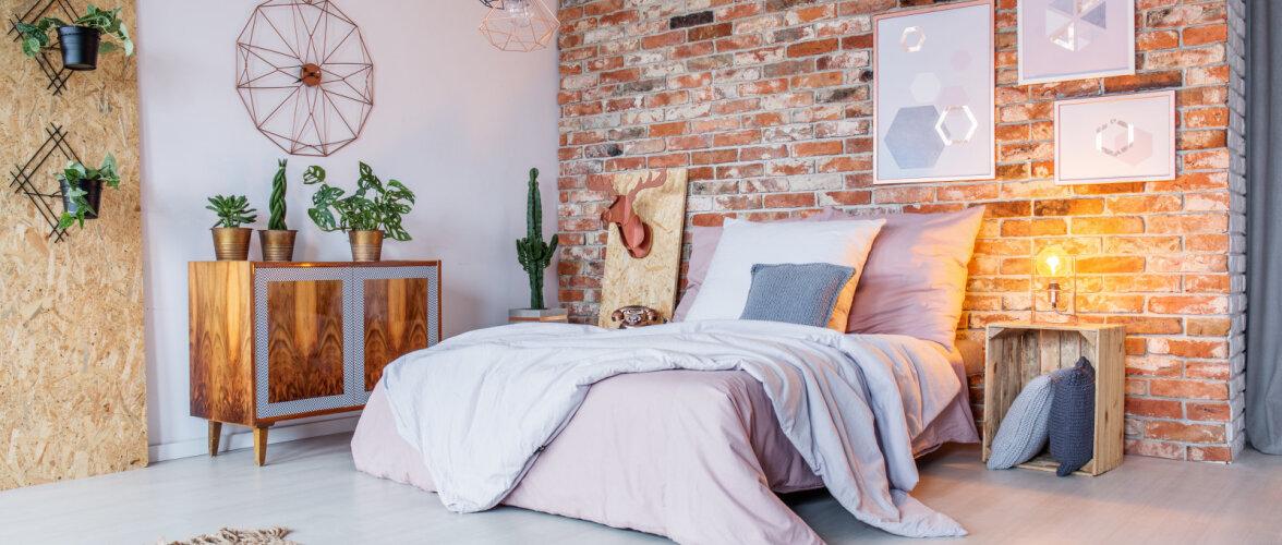 Levinud sisustusvead magamistoas, mis rikuvad une kvaliteeti