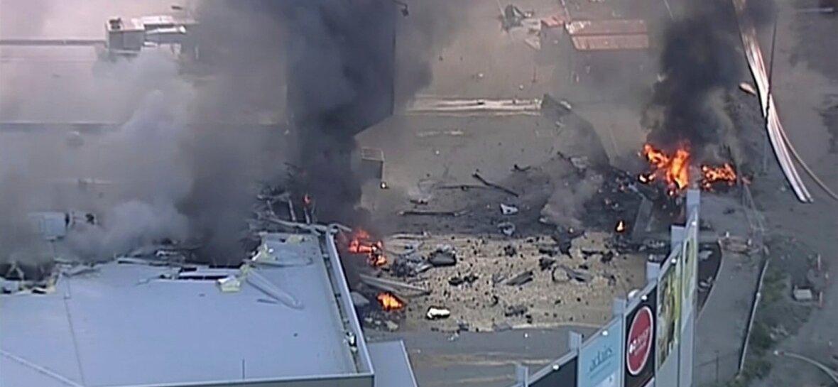 Melbourne'i lennuõnnetus