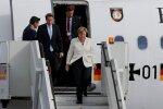 OTSEÜLEKANNE ja -BLOGI: Saksamaa kantsler Angela Merkel saabus Eestisse visiidile